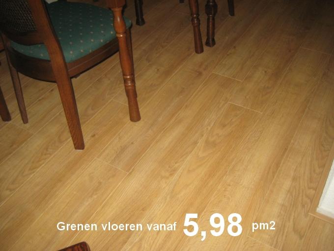 lamelparket €5,98 m2